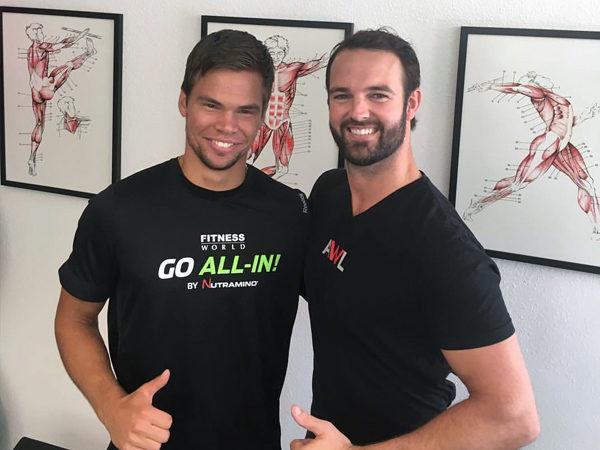 Adam Winter Lifestyle, Personal Training Team